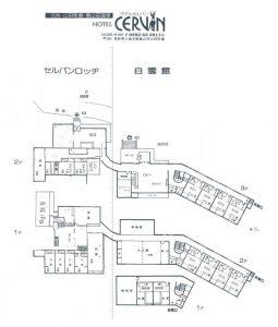 セルバン館内図